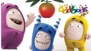 Poučne priče za djecu jabuka