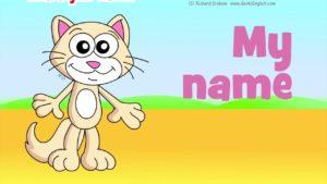 Poučne priče za djecu - kako se ko zove