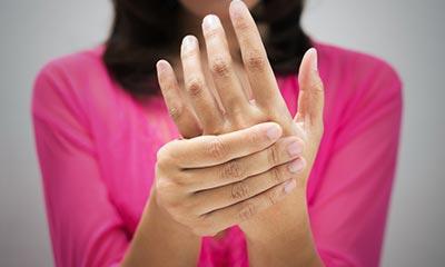 Trnjenje desne ruke